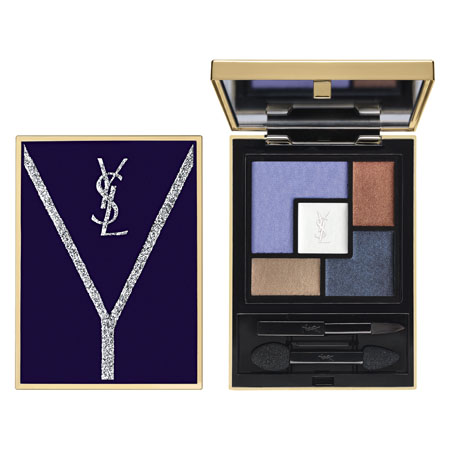 Couture Eye Palette Yves Saint Laurent Sombras  Look Fall 2018