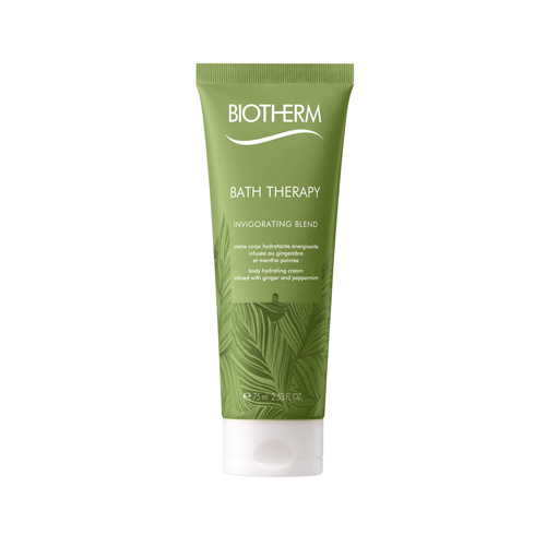 Bath Therapy Biotherm Invigorating Body Hydrating Cream 75 ml