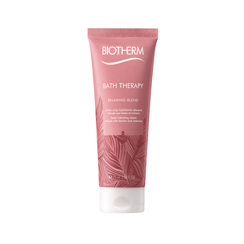 Bath Therapy Biotherm Relaxing Body Cream 75 ml