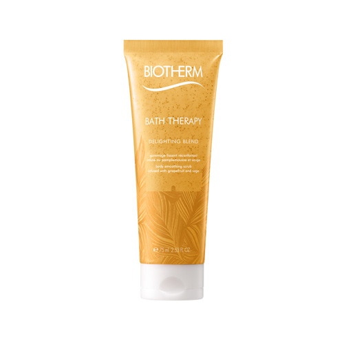 Bath Therapy Biotherm Delighting Body Scrub 75 ml