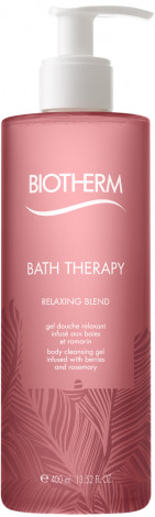 Bath Therapy Biotherm Relaxing Shower Gel 400 ml