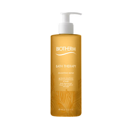 Bath Therapy Biotherm Delighting Shower Gel 400 ml