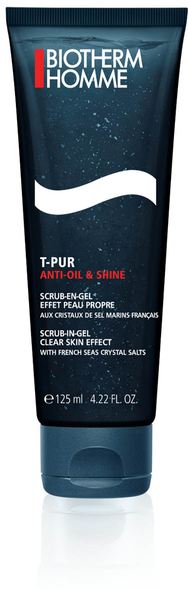 T Pur Biotherm Homme Limpeza