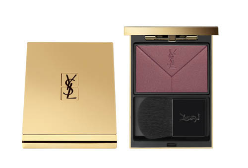 Blush Couture Yves Saint Laurent Blush Sulfurous Plum