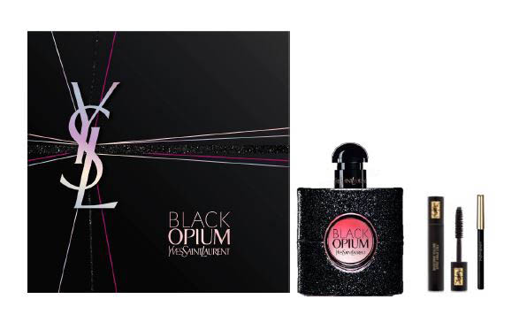 Black Opium Yves Saint Laurent Coffret 50 ml