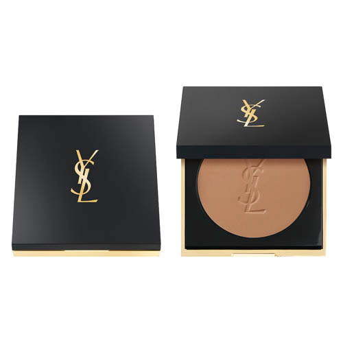 Le Teint Encre de Peau Yves Saint Laurent ALL HOURS POWDER B60 Amber