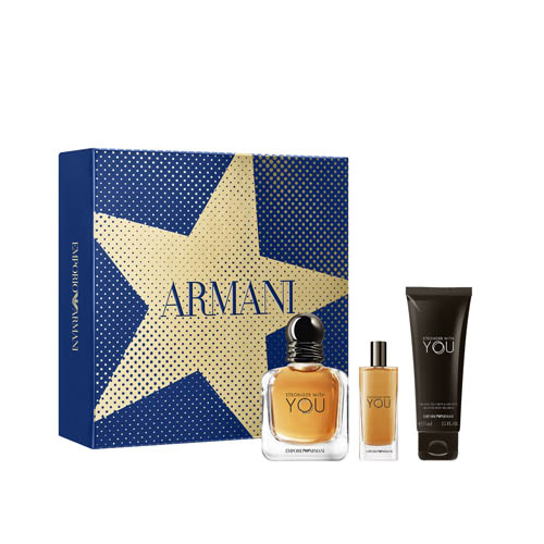Stronger With You Giorgio Armani Coffret Coffrets
