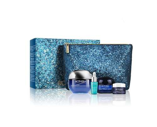 Blue Therapy Biotherm Coffret