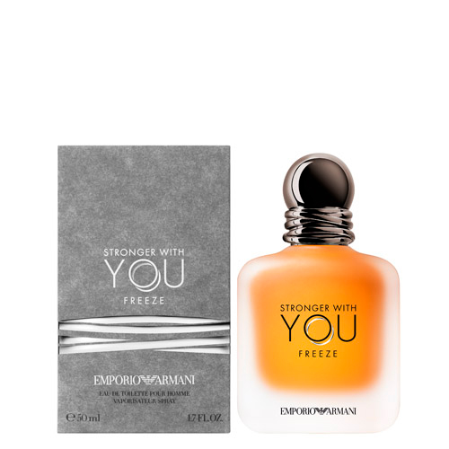 Stronger With You Giorgio Armani Freeze - Eau de Parfum Eau de Parfum