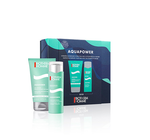 Aquapower Biotherm Homme Coffret