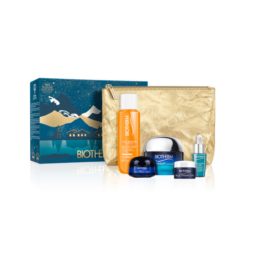 Blue Therapy Biotherm Accelerated Cream Coffret  50 ml