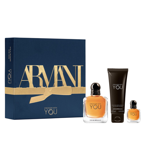 Old - Emporio Stronger With You Giorgio Armani Coffret 50 ml
