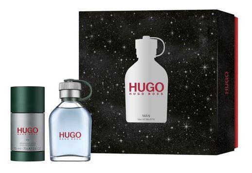 Hugo Man Hugo Boss coffret 75 ml