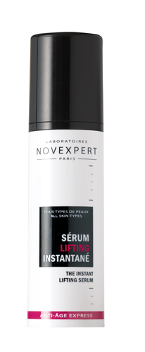 The Instant Lifting Serum The Express Anti-Aging NOVexpert