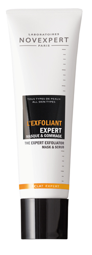 NOVexpert The Expert Radiance The Expert Exfoliator - Mask & Scrub
