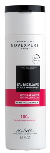 NOVexpert Hyaluronic Acid Micellar Water With Hyaluronic Acid