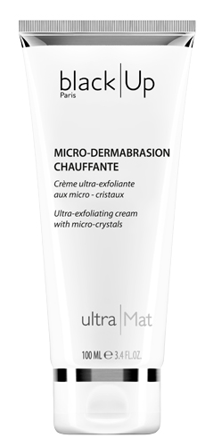 Black Up Ultra|Mat Ultra|Mat Micro Dermabrasion