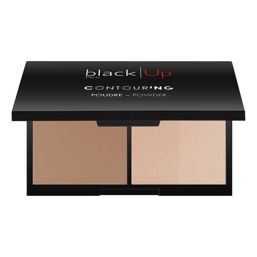 Contouring Powder Black Up