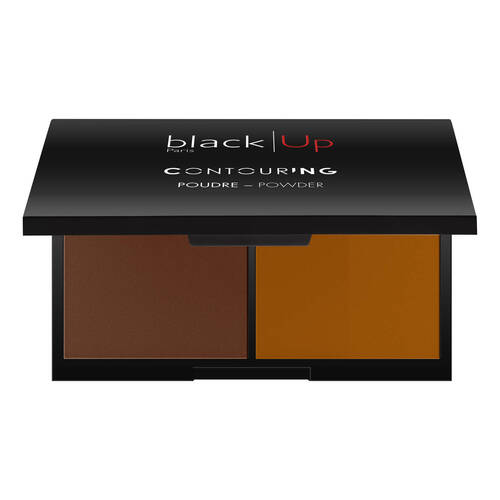 Black Up Contouring Powder  03
