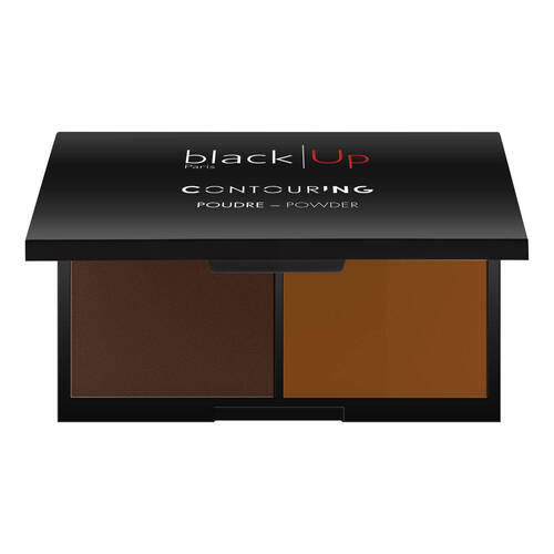 Black Up Contouring Powder  04