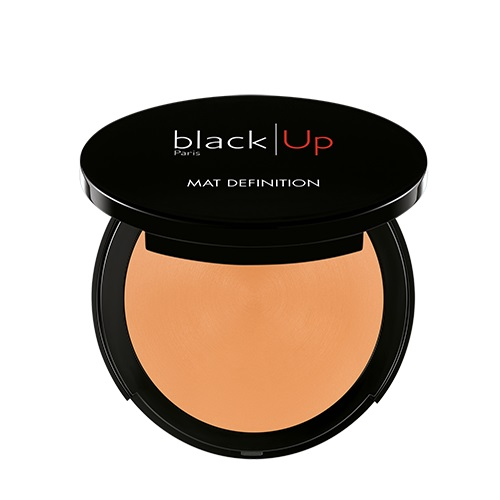 Black Up Mat Definition Powder Foundation