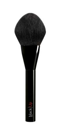 Black Up Pinceaux Matte Definition Powder Brush