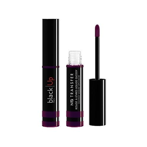Black Up Glossy Liquid Lipstick 7