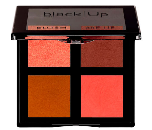 Tester Blush Palette Black Up