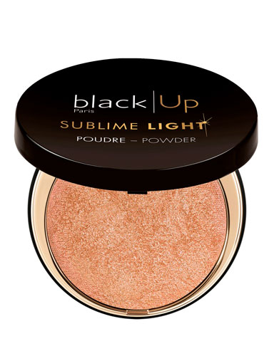 Black Up Sublime Light Compact Highlighter 03