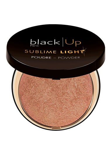 Black Up Sublime Light Compact Highlighter 04