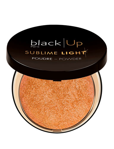 Black Up Sublime Light Compact Highlighter 05