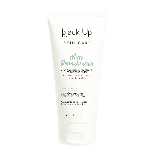 Black Up Deep Pore Cleanser Micro Dermabrasion 50 ml