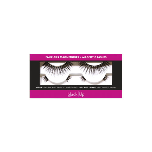 Black Up Magnetic Lashes