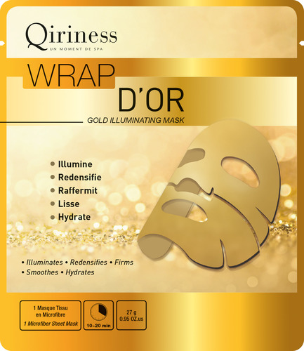 Qiriness Wrap d'Or