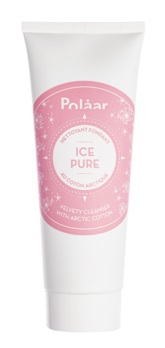 Ice Pure Polaar VELVETY CLEANSER WITH ARTIC COTTON Nettoyant Fondant