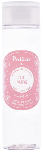 Ice Pure Polaar MICELLAR WATER WITH ARTIC COTTON Eau Micellaire Cristalline