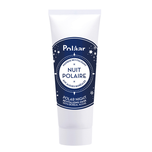 Nuit Polaire Polaar REVITALIZING MASK WITH BOREAL ALGAE Masque Revitalisant