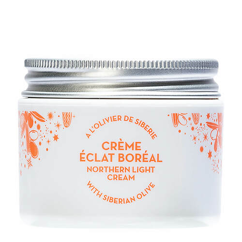 Éclat Boréal Polaar SMOOTHING CREAM WITH SIBERIAN OLIVE Créme Lissant