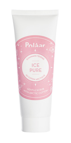 Ice Pure Polaar GENTE SCRUB WITH ARTIC COTTON Gommage Tendre