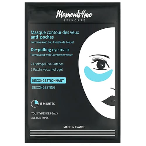 Máscaras Moments 4 Me Eye Mask Hydrogel 2 ml