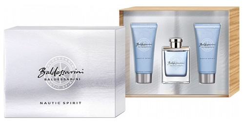 Baldessarini Nautic Spirit Trio Set EDT 50ml Nautic Spirit