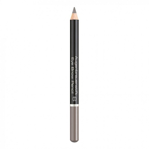 Artdeco Eye Brow Pencil 6-Medium grey brown