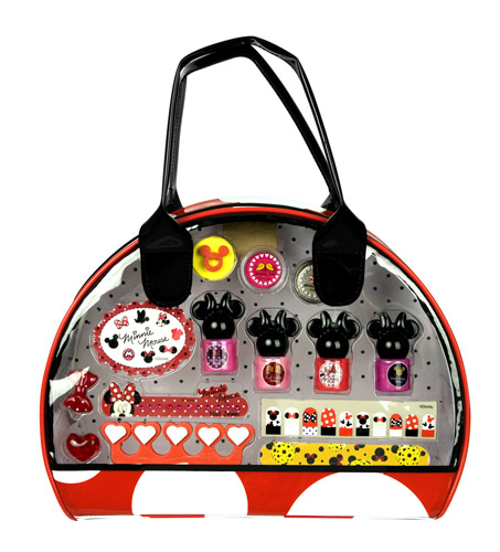 I039ve Got Minnie Makeup Hand Bag Markwins