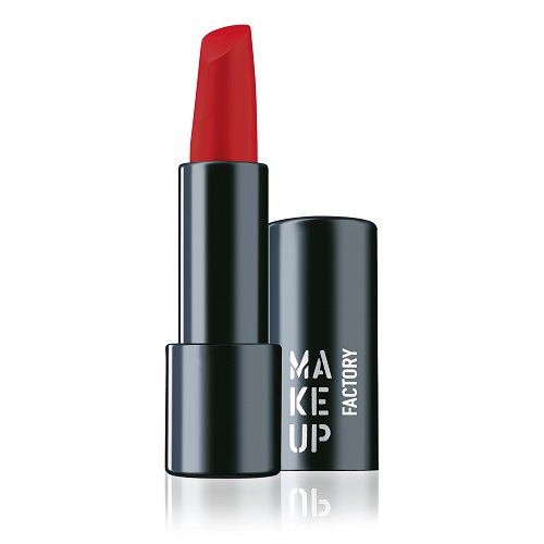 Make Up Factory Magnetic Lips Semi-Mat & Long-Lasting 369 - Pure red