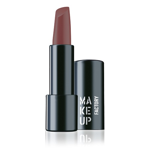 Make Up Factory Magnetic Lips Semi-Mat & Long-Lasting 400 - Crimson red