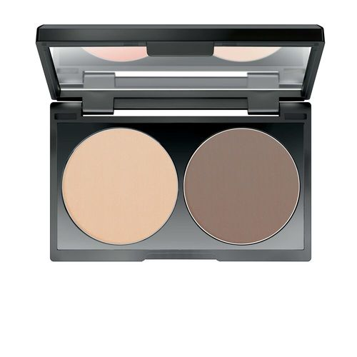 Make Up Factory Duo Contouring Cream 16-Rosy brown