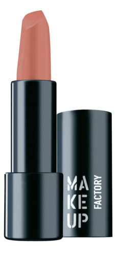 Make Up Factory Magnetic Lips Semi-Mat & Long-Lasting 98-Nude tangerine