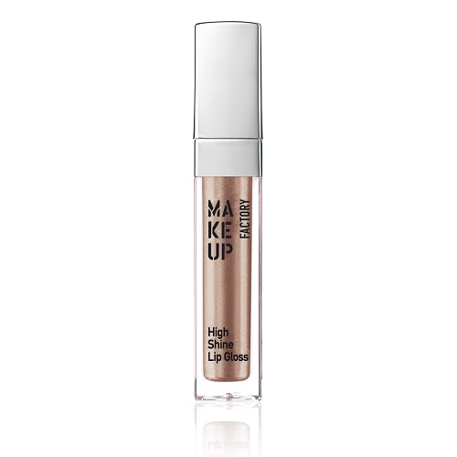 Make Up Factory High Shine Lip Gloss 30 - Nude Poem