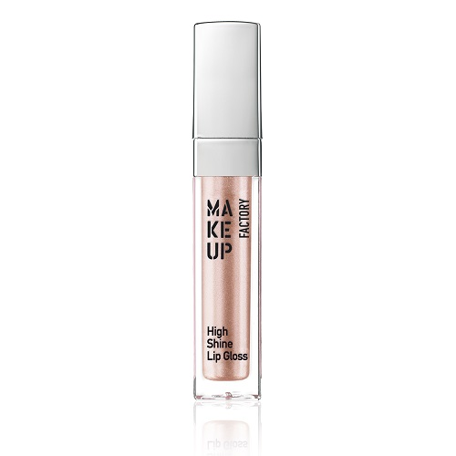 Make Up Factory High Shine Lip Gloss 35 - Pearly Apricot Blush