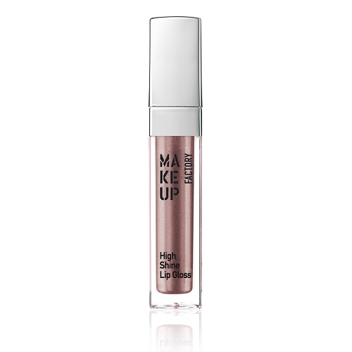 Make Up Factory High Shine Lip Gloss 49 - Precious Rose
